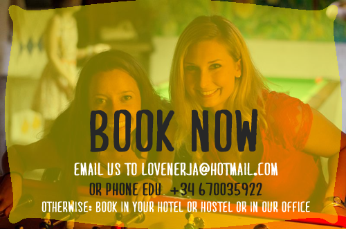 book now with us